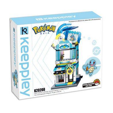 Pokemon Keepplay Squirtle Swimming Tool