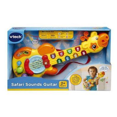 Vtech Safari Sounds Guitar