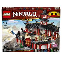 LEGO Ninjago Monastery Of Spinjitzu 70670