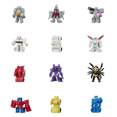 Transformers Cyberverse Tiny Turbo Changers