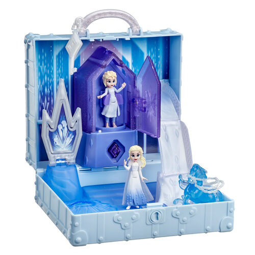 Disney's Frozen 2 Pop Adventures Ahtohallan Adventures Pop-Up Playset With Handle