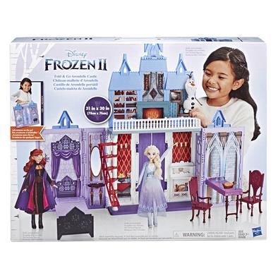 Disney Frozen 2 Fold And Go Arendelle Castle