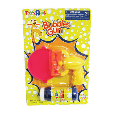 Geoffrey'S World -Mini Bubbles Gun