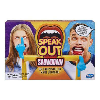 Hasbro Gaming Speak Out Showdown