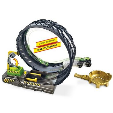 Hot Wheels Monster Truck Loop Playset