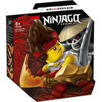 LEGO Ninjago Epic Battle Set - Kai vs. Skulkin 71730