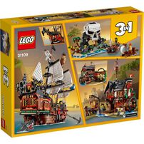 LEGO Creator Pirate Ship 31109