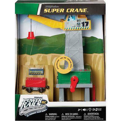 Universe of Imagination Power Rails Super Crane