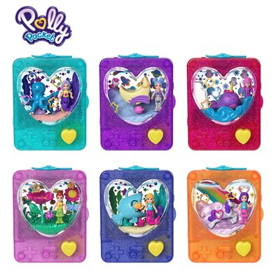 Polly Pocket Core Games Water Assorted