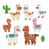 Aqua Beads Lovely Llama Set