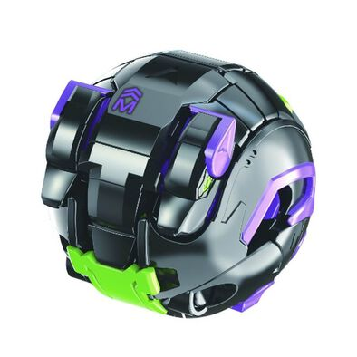 Bakugan Baku-005 DX Ball 4D Kerberos Black
