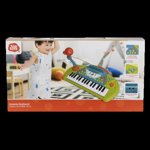 Top Tots Karaoke Keyboard