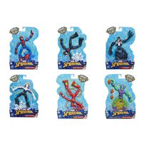 Marvel Spider-Man Bend And Flex Figure - Assorted