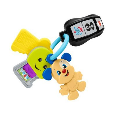 Fisher-Price Laugh N Learn Play & Go Keys