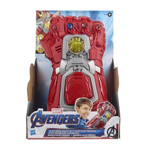 Marvel Avengers Endgame Red Infinity Gauntlet