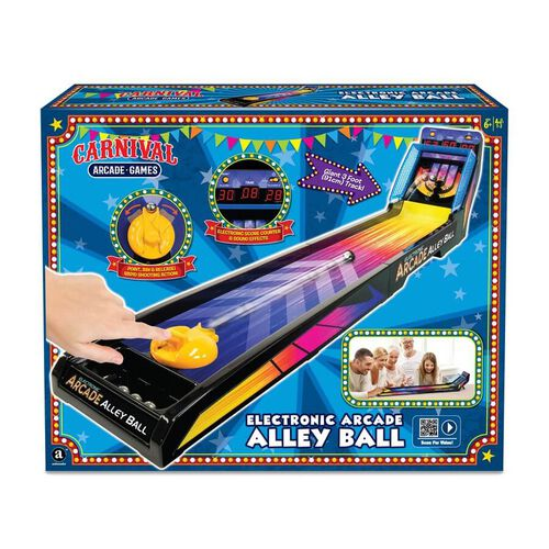 Electronic Arcade Alley Ball