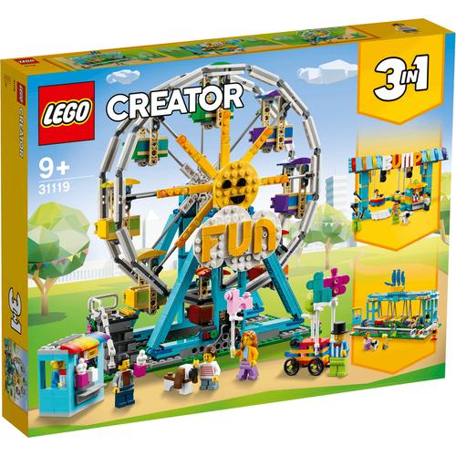 LEGO Creator Ferris Wheel 31119