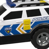 Speed City Police SUV 4X4