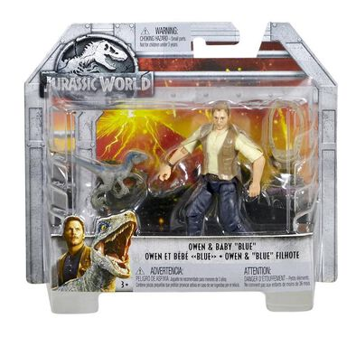Jurassic World Basic Figure - Assorted