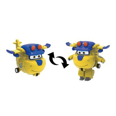 Super Wings Transform A Bots Donnie