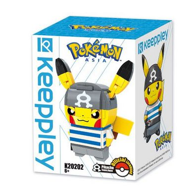 Pokemon Keepplay Pikachu Team Aqua