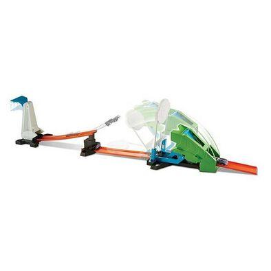 Hot Wheels Track Builder Sky Hammer Challenge