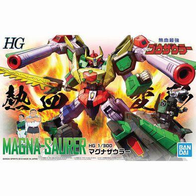 Gundam Magna-Saurer HG 1/300