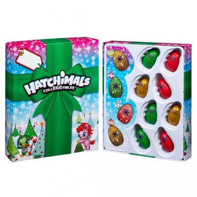 Hatchimals Colleggtibles Christmas Surprise Giftset