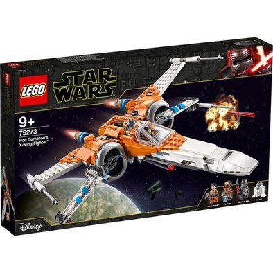 LEGO Star Wars Episode IX Poe Dameron's X-wing Fighter 75273