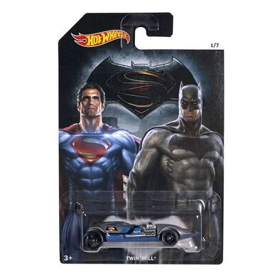 Hot Wheels Batman Vs Superman - Assorted