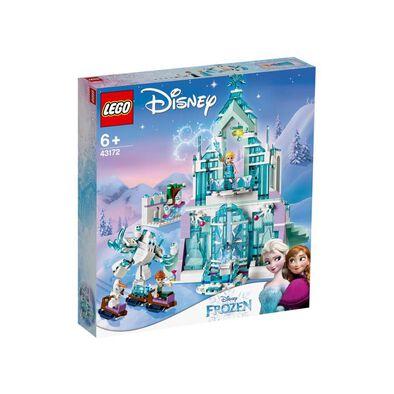 LEGO Disney Frozen Elsa's Magical Ice Palace 43172