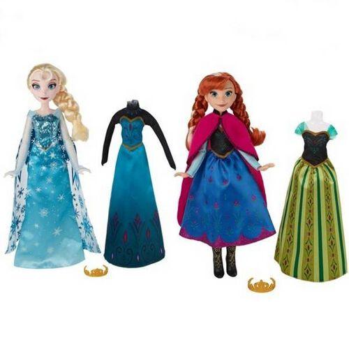 Disney Princess Frozen Fashion Change - Assorted