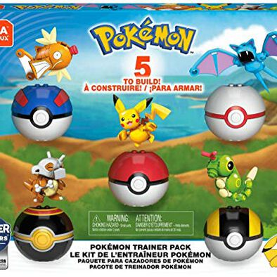 Mega Construx Pokemon Poke Ball Vmt