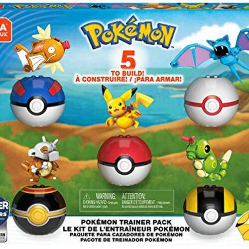 Mega Construx Pokemon Poke Ball Vmt
