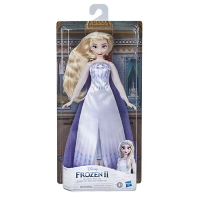 Disney Frozen 2 Queen Elsa Reveal