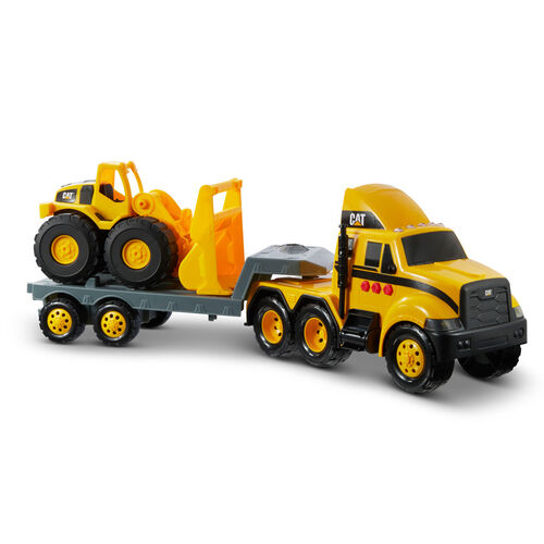 Cat Heavy Movers Flatbed With 10 Inch Bulldozer