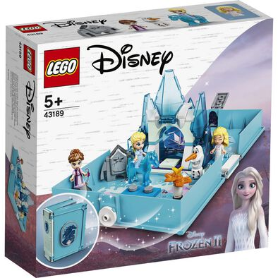 LEGO Disney Elsa and the Nokk Storybook Adventures 43189