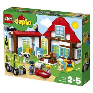 LEGO Duplo Farm Adventures 10869