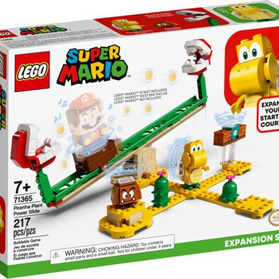 LEGO Super Mario Piranha Plan Power Slide Expansion Set 71365