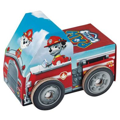 Cardinal Paw Patrol Vehicle Box Puzzles