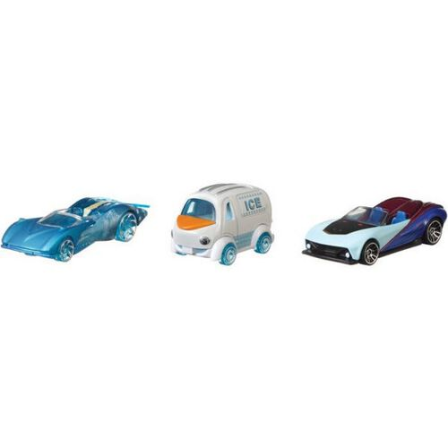 Hot Wheels Frozen Character Car