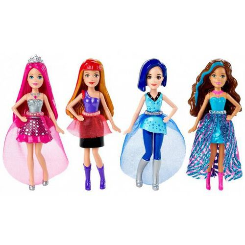 Barbie Small Doll Collection - Assorted