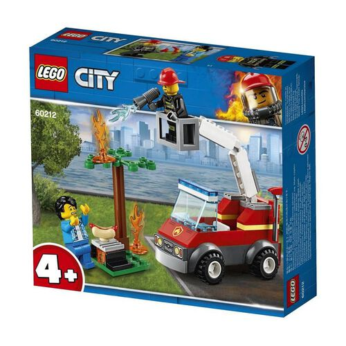 LEGO City Barbecue Burn Out 60212