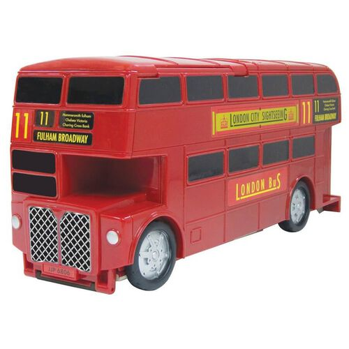 Fast Lane London Bus Playset