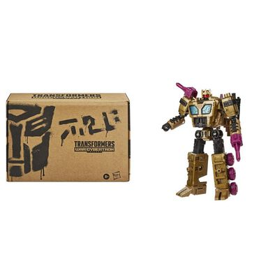 Transformers Generations War for Cybertron Black Roritchi