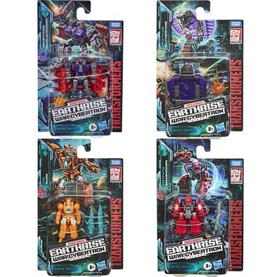 Transformers War For Cybertron Battle Masters - Assorted