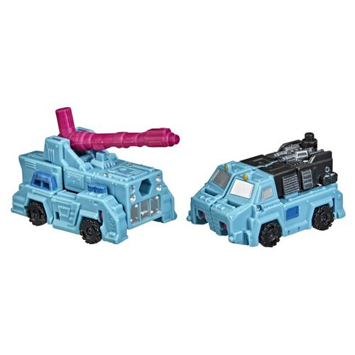 Transformers War For Cybertron Earthrise Micromaster Assorted