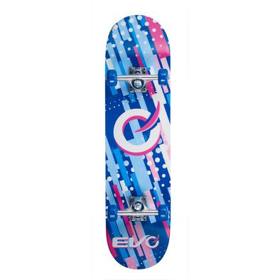 Evo 31 x 8 Skateboard Blue