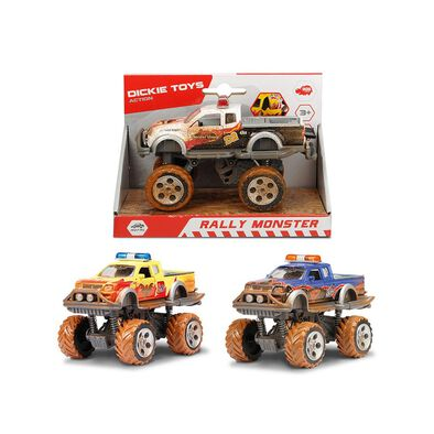 Dickie Toys Eat My Dust Rally Monster - Assorted