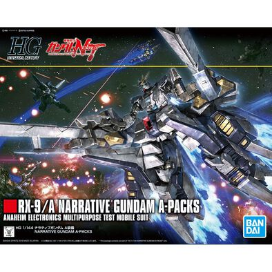 Gundam RX-9/A Narrative Gundam A-Packs
